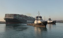 Запушването на Суецкия канал - предизвестено. BG кораб 8 г. стоя там
