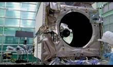 Нов спътник на НАСА използва лазери за измерване на лед