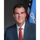 Губернаторът на Оклахома Кевин Стит СНИМКА: OK.GOV