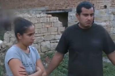 Родителите на малкия Мариян обаче не губят вярата си, че отново ще видят сина си. Кадър: БНТ