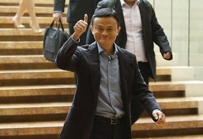 """Китайският предприемач, основател на онлайн гиганта """"Алибаба"""" (Alibaba), Джак Ма СНИМКА: Ройтерс"""
