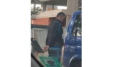 Крадецът Кико заловен със задигната кола, след като потрошил три патрулки, шефът му Лъвицата бяга пеш (Обзор)