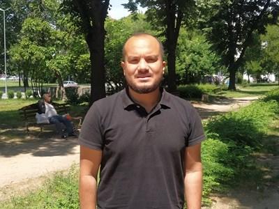 Нур обича да се разхожда в пловдивските паркове