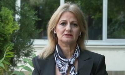 Живка Георгиева, главен инспектор в ДАЗД. Кадър: bTV