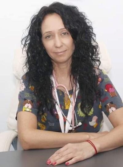 """Д-р Сибила Маринова е началник на ОАИЛ и координатор по донорство във Велико Търново. СНИМКА: МОБАЛ """"Д-Р СТЕФАН ЧЕРКЕЗОВ"""""""