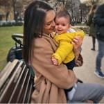 Луиза Григорова с Бран СНИМКА: ОФИЦИАЛЕН ИНСТАГРАМ ПРОФИЛ НА АКТРИСАТА