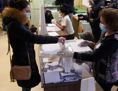 На изборите на 4 април са гласували 1 млн. по-малко отколкото през юли 2009 г.