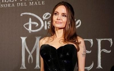 Холивудската звезда Анджелина Джоли СНИМКА: Ройтерс