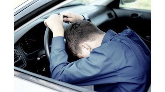 Все повече шофьори взимат повече от един вид наркотик, преди да седнат зад волана