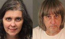 """Осъдиха доживот майката и бащата  на 13 деца от """"Къщата на ужасите"""" в САЩ"""