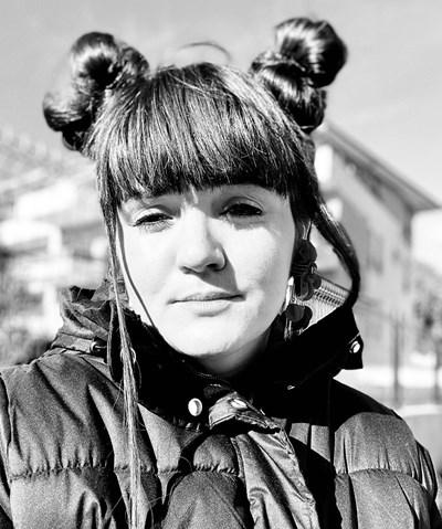 Нора Ампова СНИМКА: Личен архив