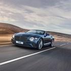 Най-пъргавото кабрио в историята на Bentley