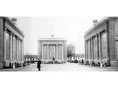 Така е изглеждал Пантеонът след като цар Борис го открива през 1934 г.