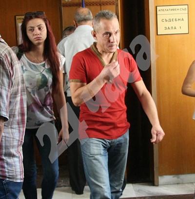 Надзирателят от пазарджишкия затвор Георги Доков СНИМКИ: Евгени Цветков СНИМКА: 24 часа
