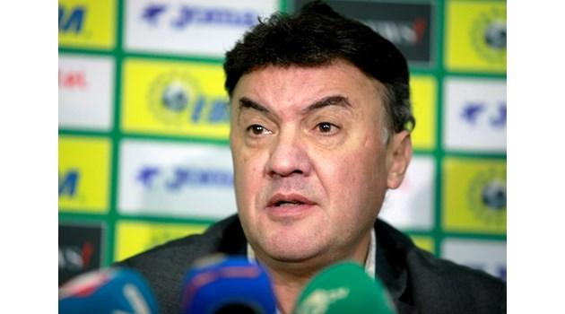 Боби Михайлов аут от новия изпълком на УЕФА. Президентът на БФС не бе избран