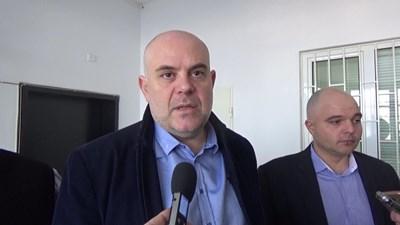 Иван Гешев  СНИМКА: Авторката