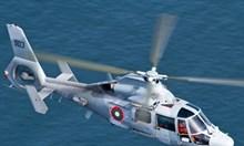 Военен хеликоптер транспортира жена, изпаднала в кома, от Силистра до Варна