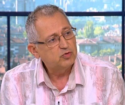 Петър Янков СНИМКА: Нова телевизия
