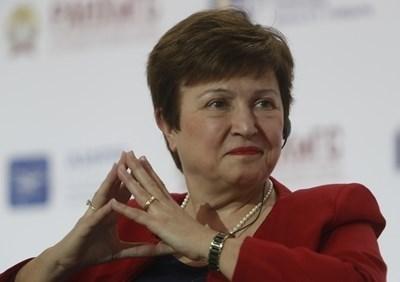 Кристалина Георгиева. Снимка Архив