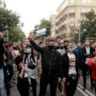 Стотици протестираха в Мадрид срещу карантината в някои райони на града