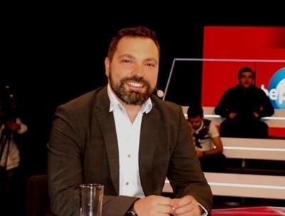 Политологът Даниел Стефанов СНИМКА: Личен архив