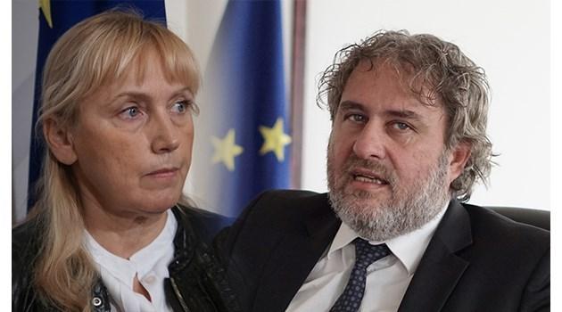 """Скандалът """"Банов"""": Схемата на Ангел и Иво -информация, записи и пари от еврофондове. Шеф в министерството на образованието също бил заплашван"""