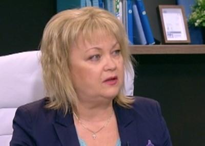 Любка Маринова - експерт по пътна безопасност Кадър: Би Ти Ви