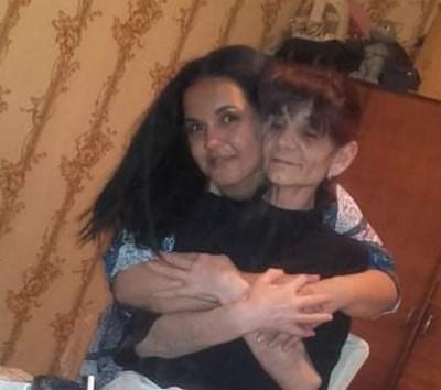 Починалата Софка Шишманова с дъщеря си Мирела