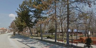Плевенското село Ленково  СНИМКА: Гугъл стрийт вю