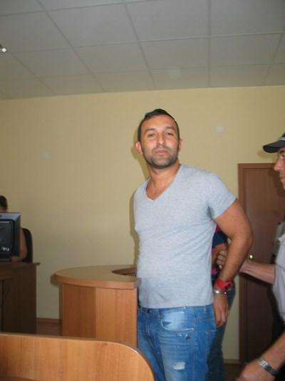 Методи Петков е в ареста от 2016 г.