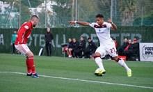 """Трима вратари на ЦСКА пуснаха голове за 0:5 от """"Нюрнберг"""" в Испания"""