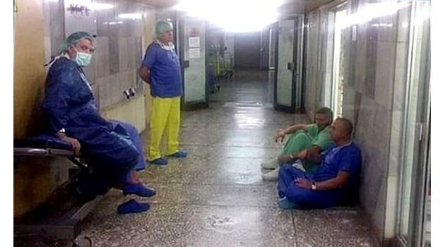 Спасителите в бяло - как проф. Мутафчийски и още 3-ма лекари успяха да спасят момче от смъртта