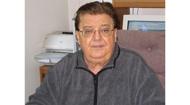 """Д-р Иван Гаджев в интервю за """"168 часа"""": Даваха ми $2 млн. за архива на емиграцията"""