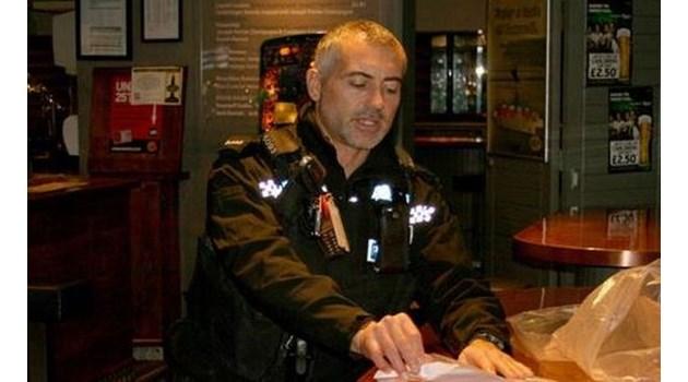 Кой е българинът, обвинен за палеж на английски полицай
