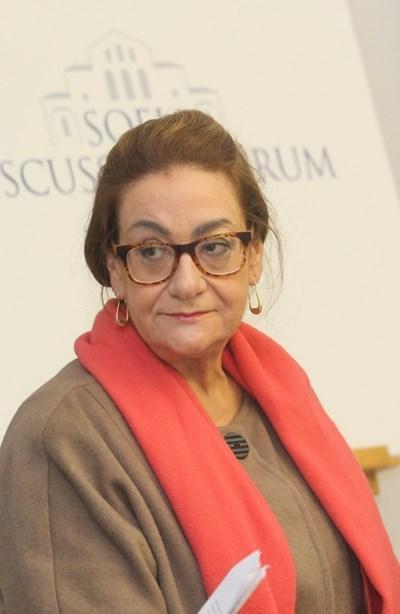 Евелина Келбечева