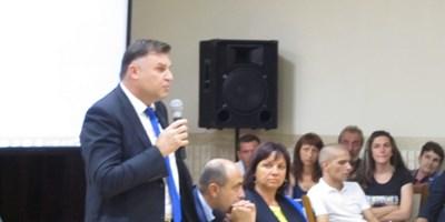 Мирослав Петров  СНИМКА: http://gerb-pleven.com