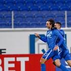 """Райнов ликува след гола си във вратата на """"Черно море"""""""