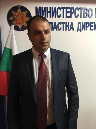 Шефът на пловдивската полиция старши комисар Йордан Рогачев
