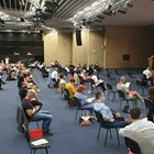 При засилени мерки за здравна сигурност заради пандемията COVID-19 започна Градската конференция на БСП.