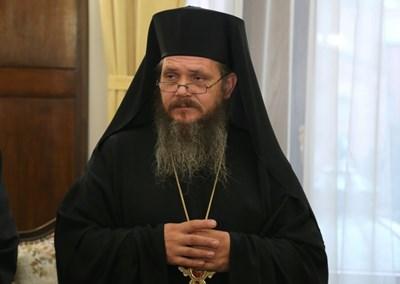 Новоизбраният Доростолски митрополит Яков