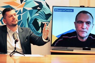 В четвъртък Васил Божков даде онлайн пресконференция, в която отрече да е подкупвал политици.
