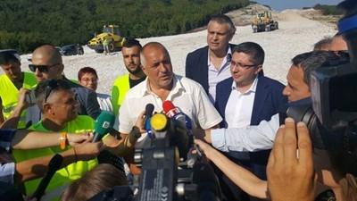 СНИМКИ: Фейсбук/Boyko Borissov