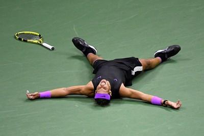 Рафаел Надал посвети титлата на мароканския тенисист Карим Алами, който скоро е загубил дете.