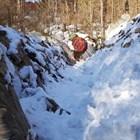 """Срути се входа на пещерата """"Леденика"""" край Враца"""