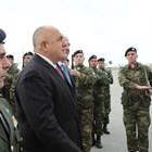 Бойко Борисов кацна в Гърция за срещата с гръцкия външен министър Никос Дендиас СНИМКА: Министерският съвет