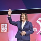 Лидерката Корнелия Нинова откри юбилейния 50-и конгрес на БСП.