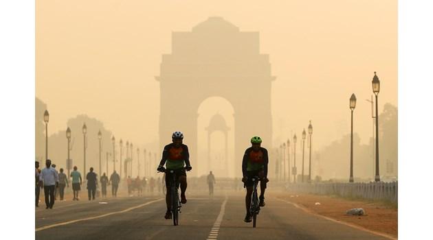 В градовете с мръсен въздух COVID-19 убива по-често