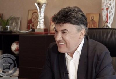 Борислав Михайлов Снимка: bfunion.bg