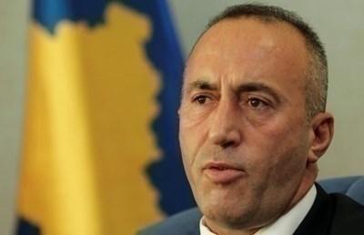 Министър-председателят на Косово Рамуш Харадинай СНИМКА: РОЙТЕРС