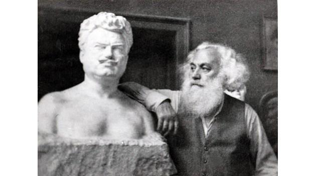 Скулптурата, която запази територията ни от Ново село до Берковица